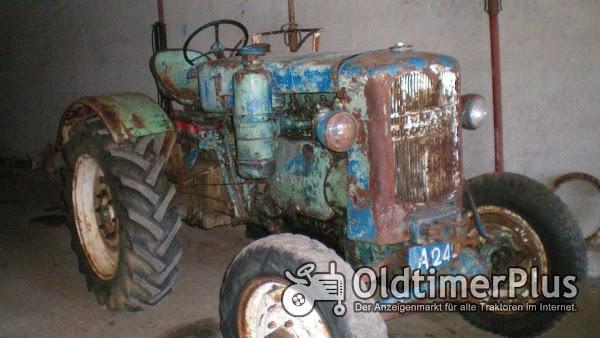 MAN C40A mit Allrad und Schnellgang Foto 1