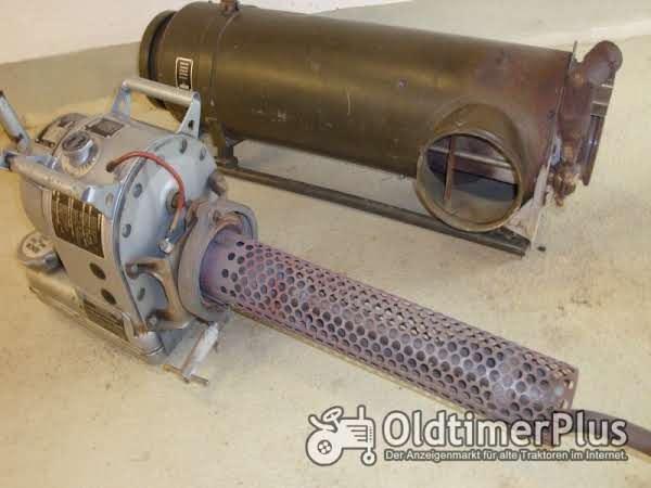 Schwingfeuerheizgerät mit Turbo Foto 1