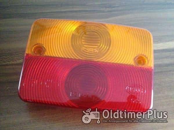 HELA Lichtscheibe für Deutz etc. Foto 1