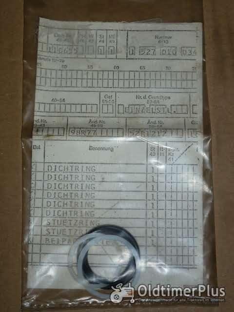 Holder A45 Dichtsatz zum Steuergerät Foto 1
