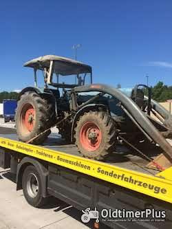 Transporte Überführungen Rückholdienst Einzeltransporte Eiltransport Trecker Traktor Eicher Foto 7