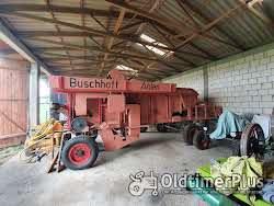 Dreschmaschine Buschhoff
