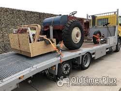 Treckertransporte Festpreisangebote Expresstransport Foto 4