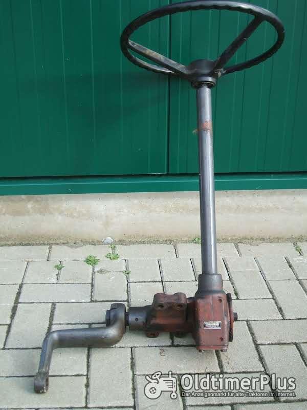 Fendt 100 Serie Lenkgetriebe Foto 1