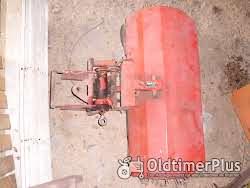 "Gutbrod /Raible Anbau-Kehrmaschine  ""r2d2"" Foto 2"