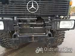 Mercedes Unimog U 1600 photo 13