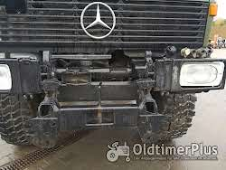 Mercedes Unimog U 1600 Foto 13