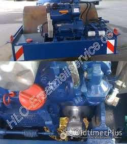DEUTZ Motor D3006 D3005 D30 F2L 612 712 812 912 Ölfilter Adapter Umbausatz Ölfilterumbausatz  Spaltfilter Siebfilter Foto 3