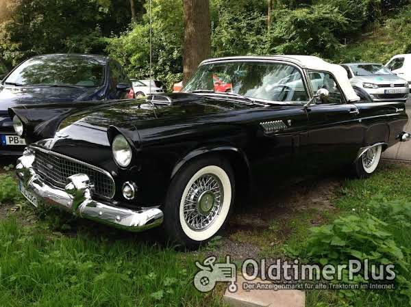 Ford Thunderbird Convertible Foto 1