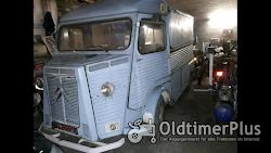 Citroen HY Oldtimer Zum Streetfood umbauen Foto 5