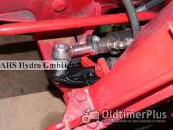 Original Calzoni Rcd. Hydraulische Lenkung IHC Mc Cormick Modelle Foto 4