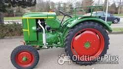 Deutz Traktor Deutz F1L514 Knubbeldeutz Foto 3