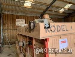 Ködel & Böhm Dreschmaschine Foto 10
