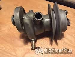 Deutz F1M414 Wasserpumpe Foto 4