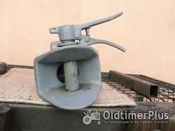 Zugmaul, antik, für 18mm Bolzen Foto 3