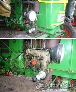 DEUTZ Motor D3006 D3005 D30 F2L 612 712 812 912 Ölfilter Adapter Umbausatz Ölfilterumbausatz  Spaltfilter Siebfilter Foto 2