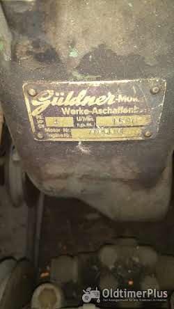 Güldner Hydraulik Aggregat selten Foto 5