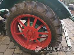 Hanomag R 12 KB Speichenräder, Tüv, Anlasser, läuft schön! foto 6