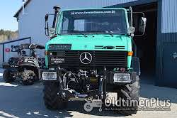 Mercedes Unimog 1600 Agrar, 7,49 Tonnen photo 2