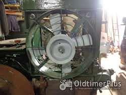 HSCS 30-35 Schlepper: Wasserpumpe & Fan und 4 Kühler, Zylinderkopf (Kein Lanz) Foto 3