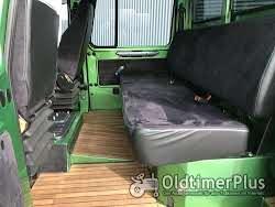 Mercedes Unimog 427 mit Doppelkabine, Funmog, Showfahrzeug Foto 12