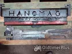 Hanomag R 40 Werkzeug fur der fertigung der seitenblechen Foto 2