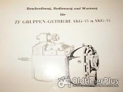 ZF AKG-33 AKG-35 Schalt § Gruppengetriebe von ZF Foto 5