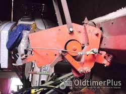 "Gutbrod /Raible Anbau-Kehrmaschine  ""r2d2"" Foto 5"