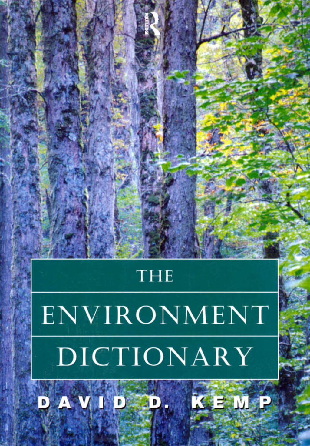 The Environment Dictionary