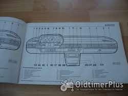 orig. Betriebsanleitung Audi 100 II 1976 Foto 2