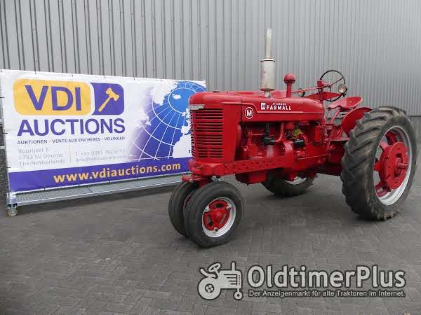 IHC MC Cormick Farmall M Video online now photo 1