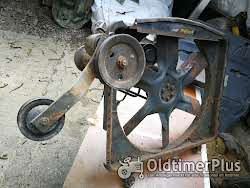 Mercedes Unimog U 1200, U 406 Ersatzteile Foto 2
