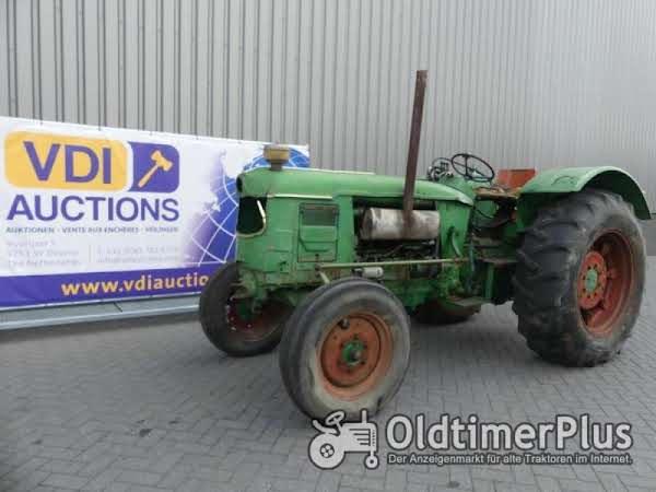 Deutz D 8005 Video Online Now Foto 1