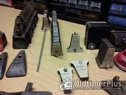 FAHR Fahr Ersatzteile für Mähbalken siehe Fotos Foto 6