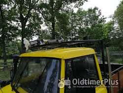 Mercedes Unimog 421 Foto 3