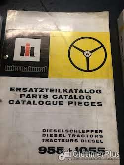 Ersatzteilkataloge IHC Foto 2