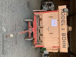 Ködel & Böhm Dreschmaschine Foto 9
