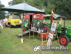 Oldtimer Motoren Öle Bulldog Öl Foto 5