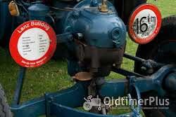 LANZ Bulldog D1506 Foto 7