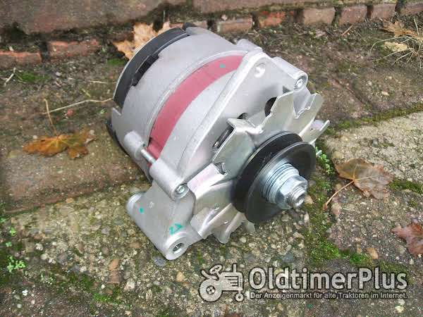 Kramp Lichtmaschine Foto 1