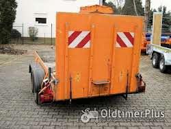 Klagie Profi PKW Anhänger, gebremst, Rampe, Transport, Garten, Holz, Landwirtschaft, Möbel, Foto 4