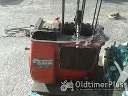 Fahr 130  Güldner ALD Motor ersatzteile 2LD Foto 3