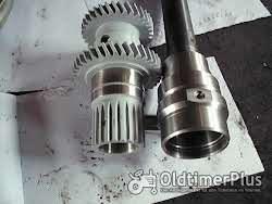 Fendt Farmer Favorit Xylon Turbokupplung, Hohlwelle, Antriebswelle, Getriebewelle Foto 13