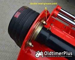 AgrimeXX Schlegelmulcher 165 cm Arbeitsbreite Foto 7