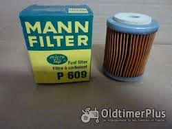 MANN 2 Kraftstofffilter P609