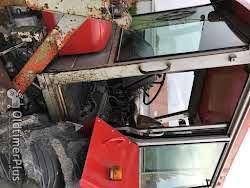 Schlüter Compact 650 SV 6 Forstschlepper mit Schlang & Reichert Winde! photo 10