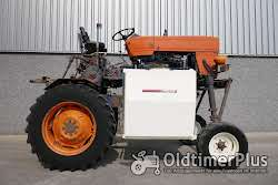 Fiat Universal 600 High Clearance (copy Fiat tractor) Foto 2