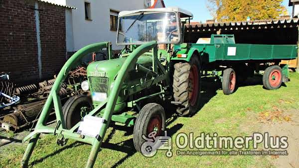 Fendt Farmer 2 Dieselross Foto 1