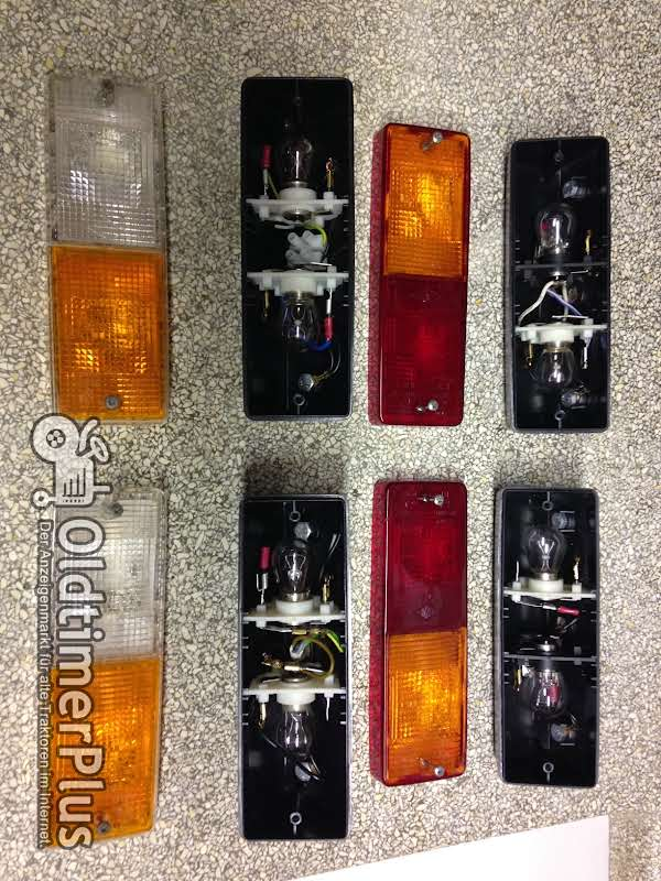 Blink positionleuchten universal links und rechts von der Marke Rinter Blink Positionsleuchten universal links rechts Foto 1