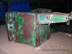 Deutz F2L514/50 bis /6 Werkzeugkasten/Tankunterbau Deutz F2L514